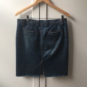 J. Crew Skirts - J. Crew Denim Skirt